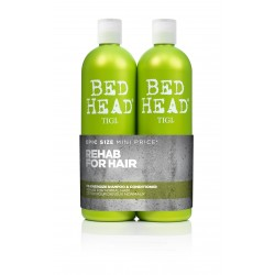 BED HEAD RE-ENERGIZE TWINS 2x750 ml