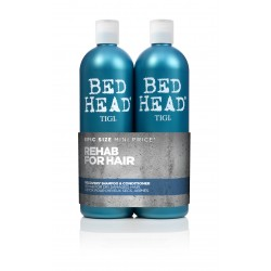 BED HEAD Urban Recovery Twins (šampon in balzam 750 ml)