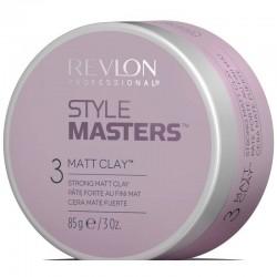STYLE MASTERS MATT CLAY 85g