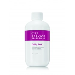 CND Offly Fast Moisturizing Remover - 222ml