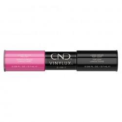 CND VINYLUX 2v1: Hot Pop Pink